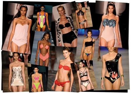 Tutti i costumi per l'estate 2011 più belli e alla moda