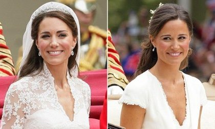 Kate e Pippa Middleton: la loro abbronzatura fa tendenza!