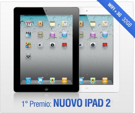 Pour Femme ti regala un meraviglioso iPad2: partecipa al concorso e vinci fantastici premi!