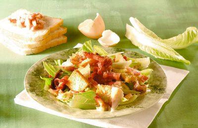Ricette estive: la Caesar salad