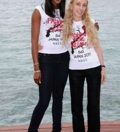 "Naomi Campbell e Franca Sozzani: le t-shirt ""Fashion for Relief"" di Dolce & Gabbana"