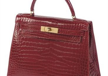 Hermes: borsa Kelly battuta all'asta per 54mila euro. Una follia?