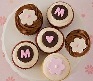 Festa della mamma: cupcakes golosi al cioccolato