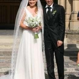 Alena Seredova e Gigi Buffon vanno a nozze: le foto dell'abito da sposa!