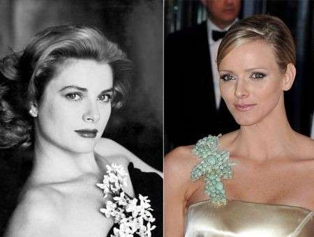 Charlene Wittstock vs Grace Kelly, le due donne della vita del Principe Alberto