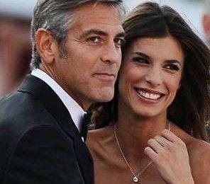 Elisabetta Canalis e George Clooney: perchè si sono lasciati?
