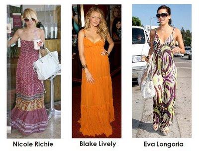 come portare i maxi dress casual
