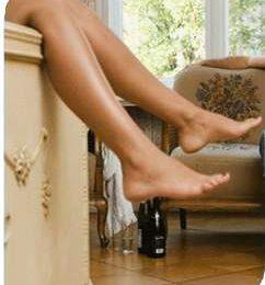 Dieta per le gambe pesanti e affaticate
