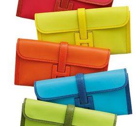 Le clutch più fashion per l'estate 2011 sono quelle di Hermès