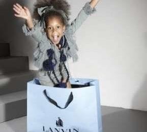 Lanvin Petite, le foto della dolcissima collezione per bambine