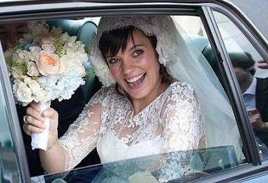 Lily Allen si è sposata, ma il regalo più bello è stato rimanere incinta!