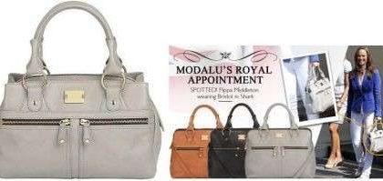 Pippa Middleton regina di stile, la sua borsa è la più venduta in GB!
