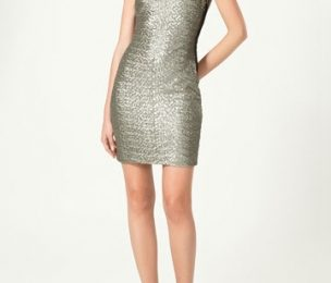 Zara presenta l'imperdibile minidress in paillettes per le feste estive