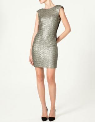 Zara presenta l'imperdibile minidress in paillettes per le feste estive