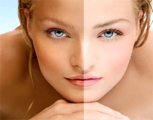 Abbronzatura perfetta anche per il viso, ma con la giusta protezione solare