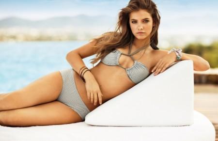 Catalogo Intimissimi bikini quadretti