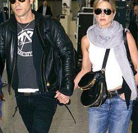 Jennifer Aniston e Justin Theroux sono innamorati e felici