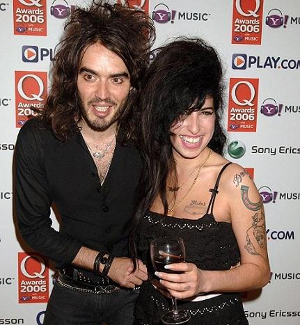 La lettera di Russel Brand per Amy Winehouse, sincera e struggente