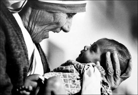 Poesie sulla vita di Madre Teresa di Calcutta