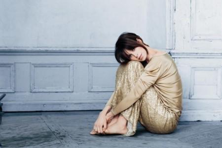 La bellissima Elettra Rossellini Wiedemann è la nuova testimonial di Gant