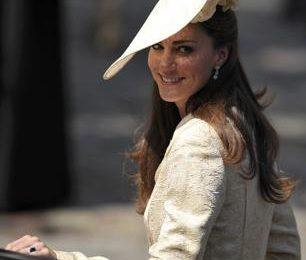 Kate Middleton, impeccabile come sempre, al matrimonio di Zara Phillips
