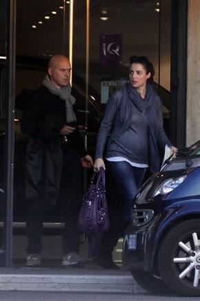 E' arrivata Emma, la figlia di Luca Zingaretti e Luisa Ranieri