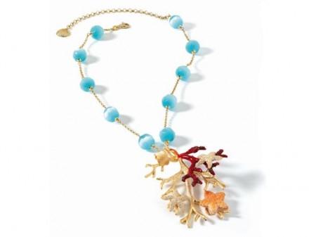 I gioielli Misis per l'estate 2011 sono ispirati al mare e alla natura!