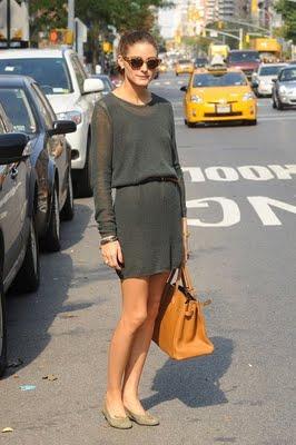 Olivia Palermo, icona di stile, lancia il suo blog!