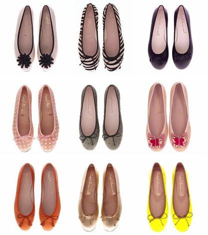 Pretty Ballerinas sbarca a Milano e programma l'apertura di 25 nuove boutique nel 2011!