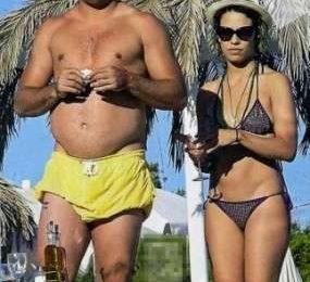 Ronaldo, prova costume non superata!