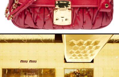 Miu Miu apre una nuova spettacolare boutique a Sidney