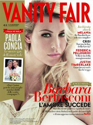 Barbara Berlusconi: con Pato è vero amore!