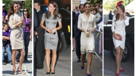Kate Middleton ama il collant trasparente: è già tendenza!