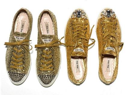 Le nuove sneakers Miu Miu: semplicemente favolose!