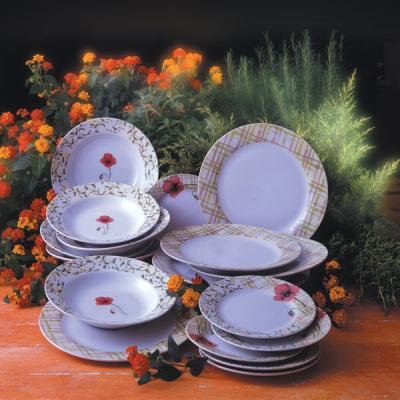 Apparecchiare la tavola piatti