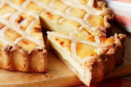 La ricetta golosa della crostata alla ricotta