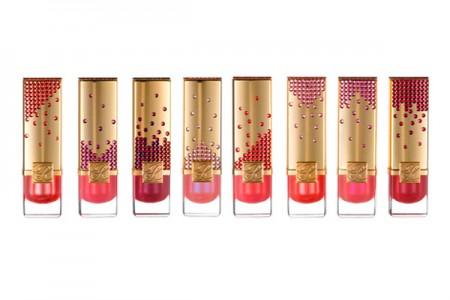 Estee Lauder Swarovski Lipsticks, capsule collection per Natale 2011