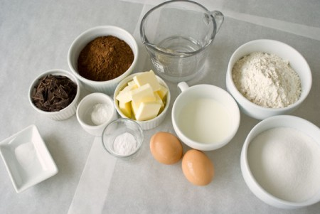 Ingredienti torte