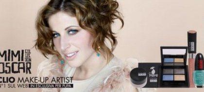 Arriva Mimi & Oscar, la collezione di make up di Clio Zammatteo by Pupa Milano