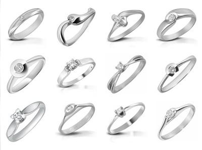 e82ab27462adbc Tutti i modelli di anelli di fidanzamento preferiti dalle donne ...