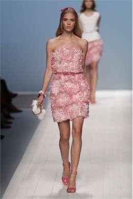 La sfilata di Blugirl P/E 2012 al Milano Moda Donna