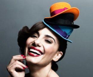 Yoox.com e Paola Maugeri presentano la divertente collezione di cappellini Borsalino