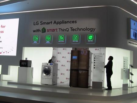 Ecco i nuovi elettrodomestici LG per la tua casa: risparmio energetico e risparmio degli spazi