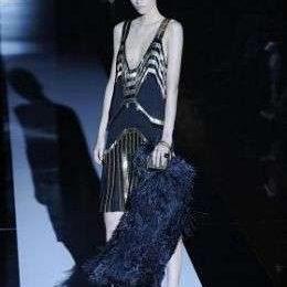 La sfilata primavera estate 2012 di Gucci a Milano Moda Donna: il trionfo del glamour!