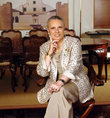 """Laura Biagiotti vince il premio """"I Leoni della Moda"""" del Comune di Venezia"""