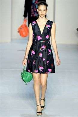La sfilata primavera estate 2012 di Marc by Marc Jacobs alla New York Fashion Week