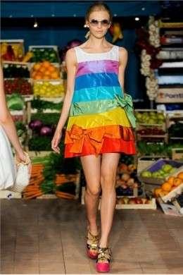 """Moschino Cheap and chic P/E 2012, il nuovo trend è """"mens sana in corpore sano"""""""