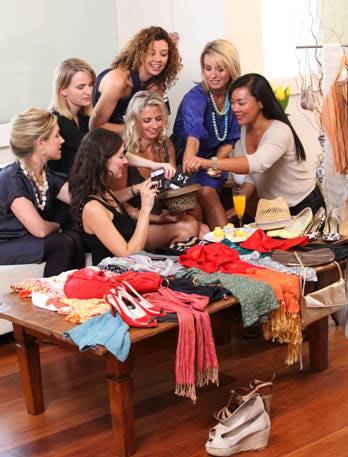 Come organizzare uno Swap Party a casa vostra!