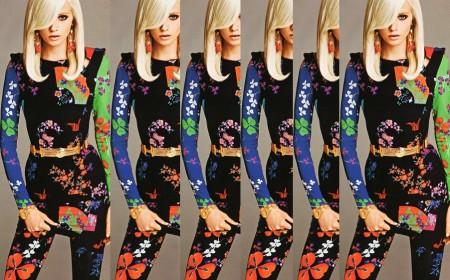 Versace per H&M: oggi vi mostriamo la prima foto della collaborazione fashion