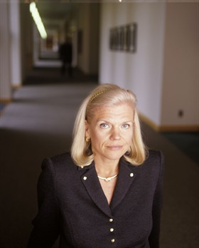 Virginia Rometty è il nuovo Ceo di IBM, le donne pronte a conquistare il mondo!